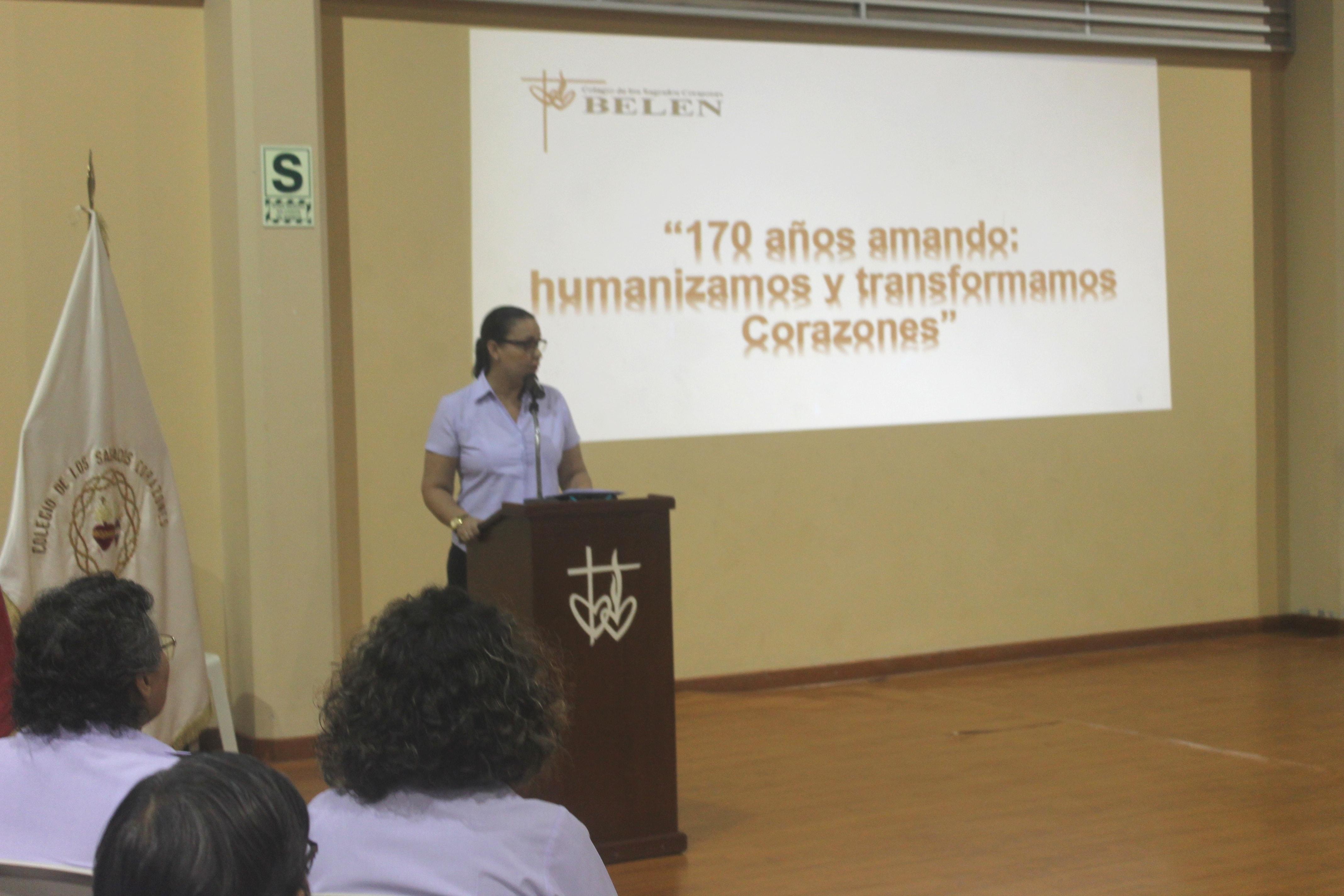Reunión Académica Formativa de Padres de Familia 2019