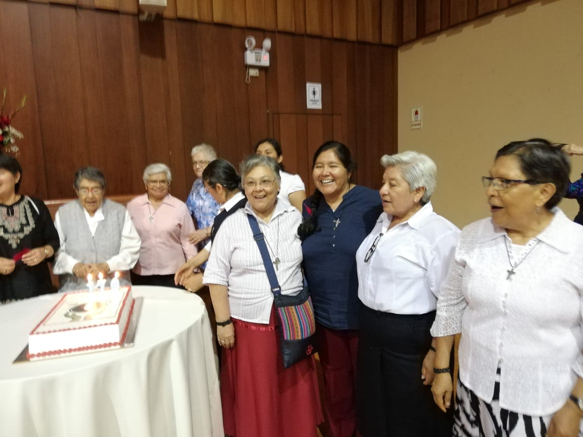 Celebración de los 170 años de la llegada de la Congregación SSCC al Perú