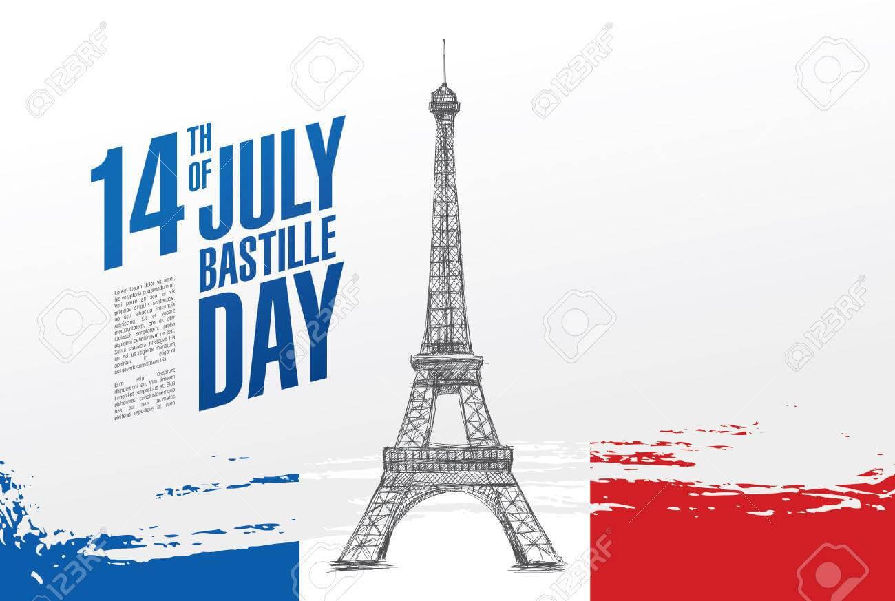 Día Nacional de Francia - Mensaje del Embajador