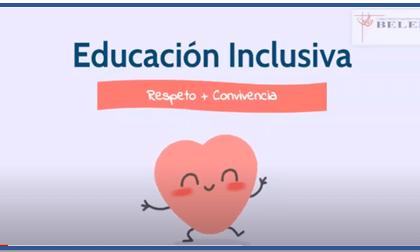 DÍA DE LA EDUCACIÓN INCLUSIVA