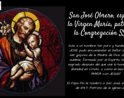Celebración del dia de San José