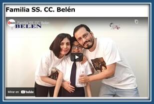 Familia SS. CC. Belén
