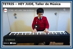 TETRIS - HEY JUDE, Taller de Música
